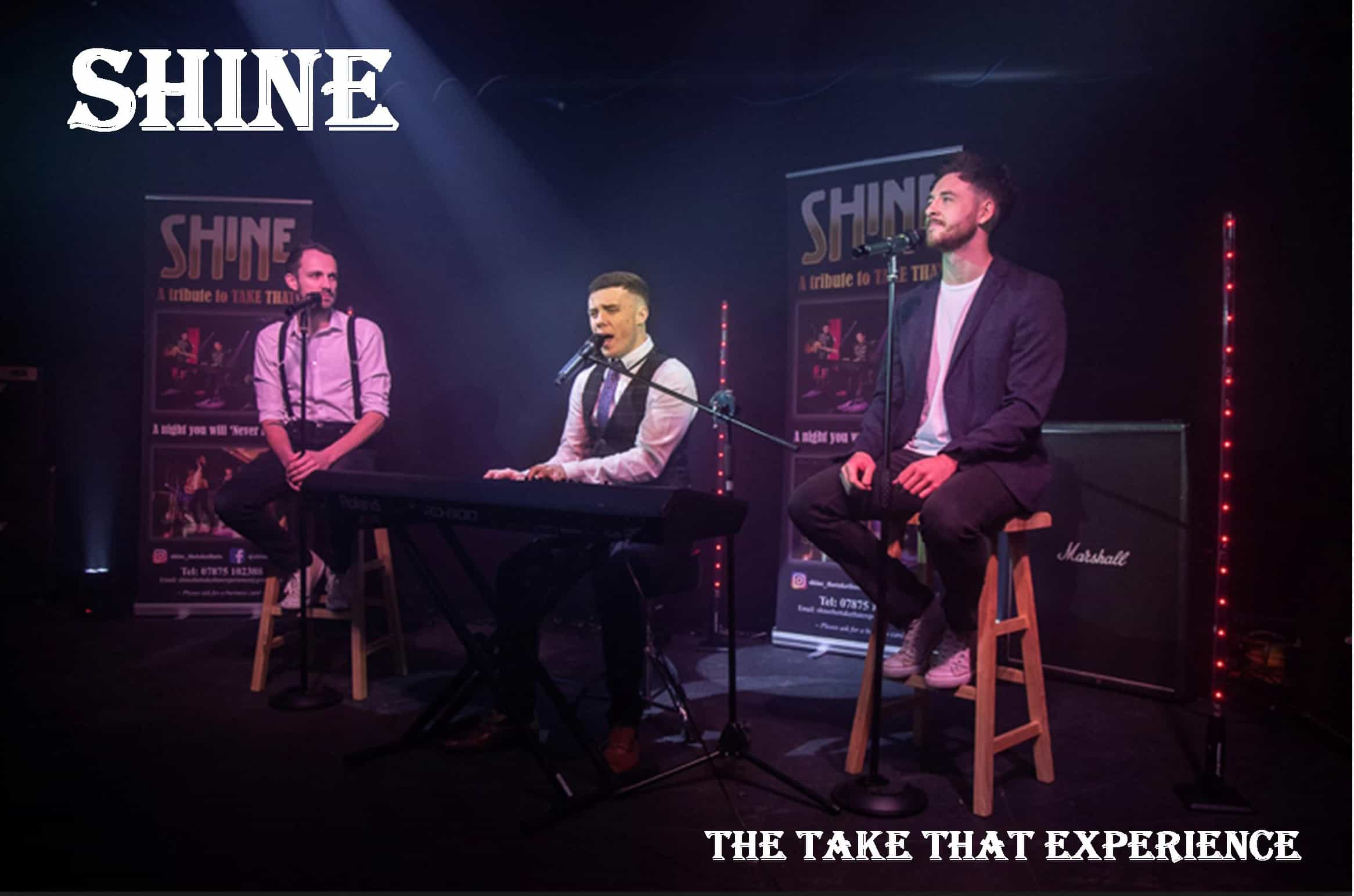 Shine - The Take That Experience 6